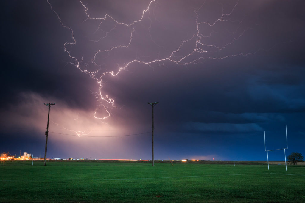 Lightning - Colorado - © TsWISsTER