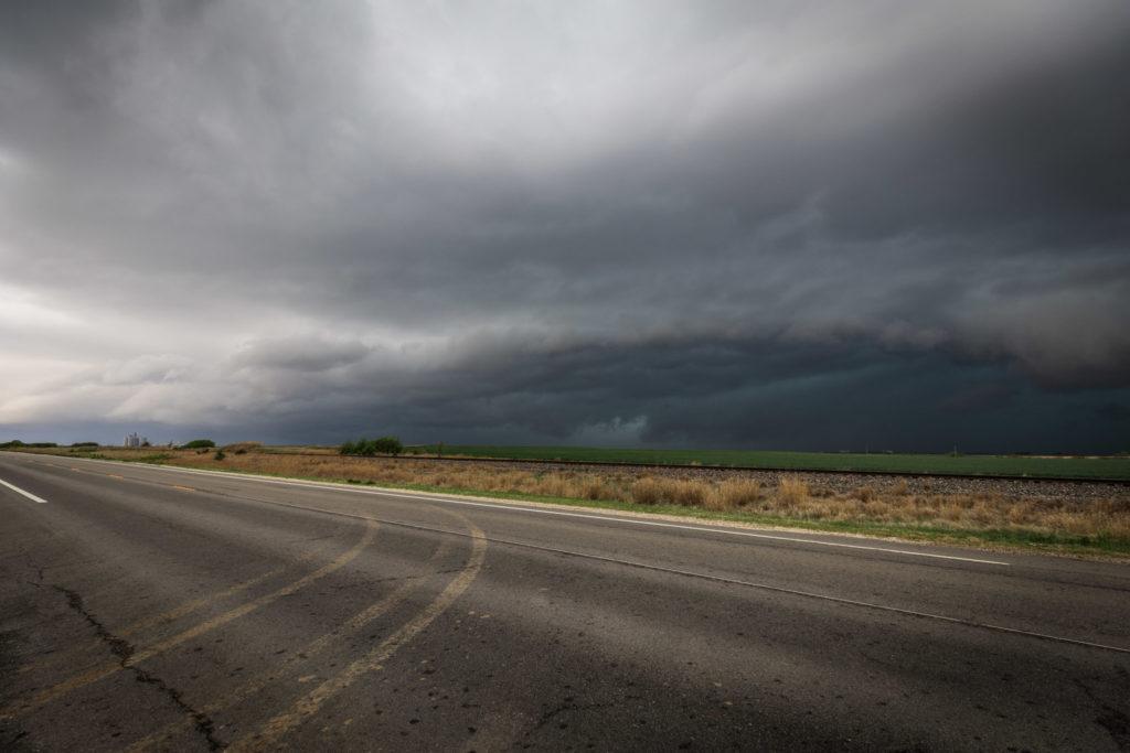 Squall line - Kansas - © TsWISsTER