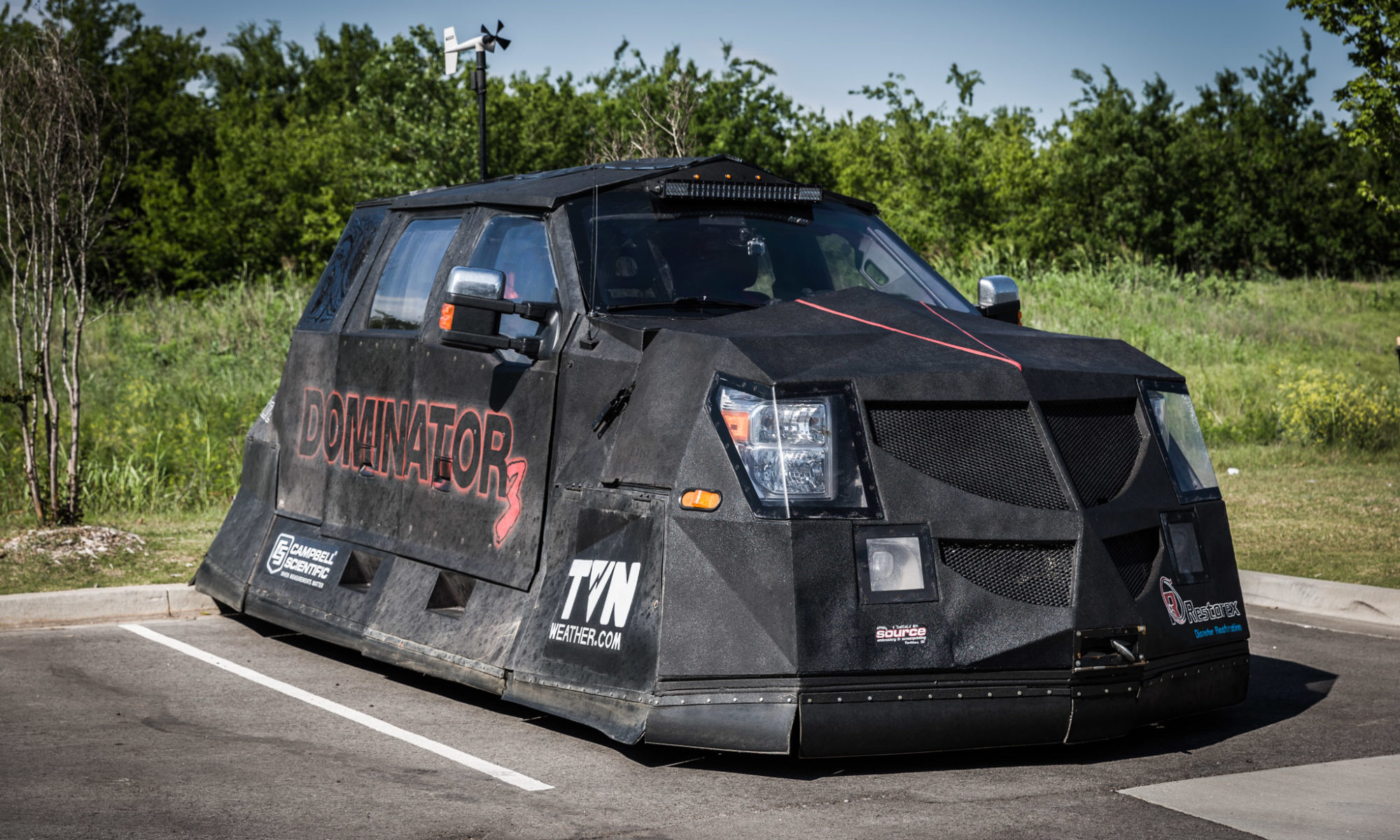 Dominator 3 vehicle - Oklahoma - © TsWISsTER