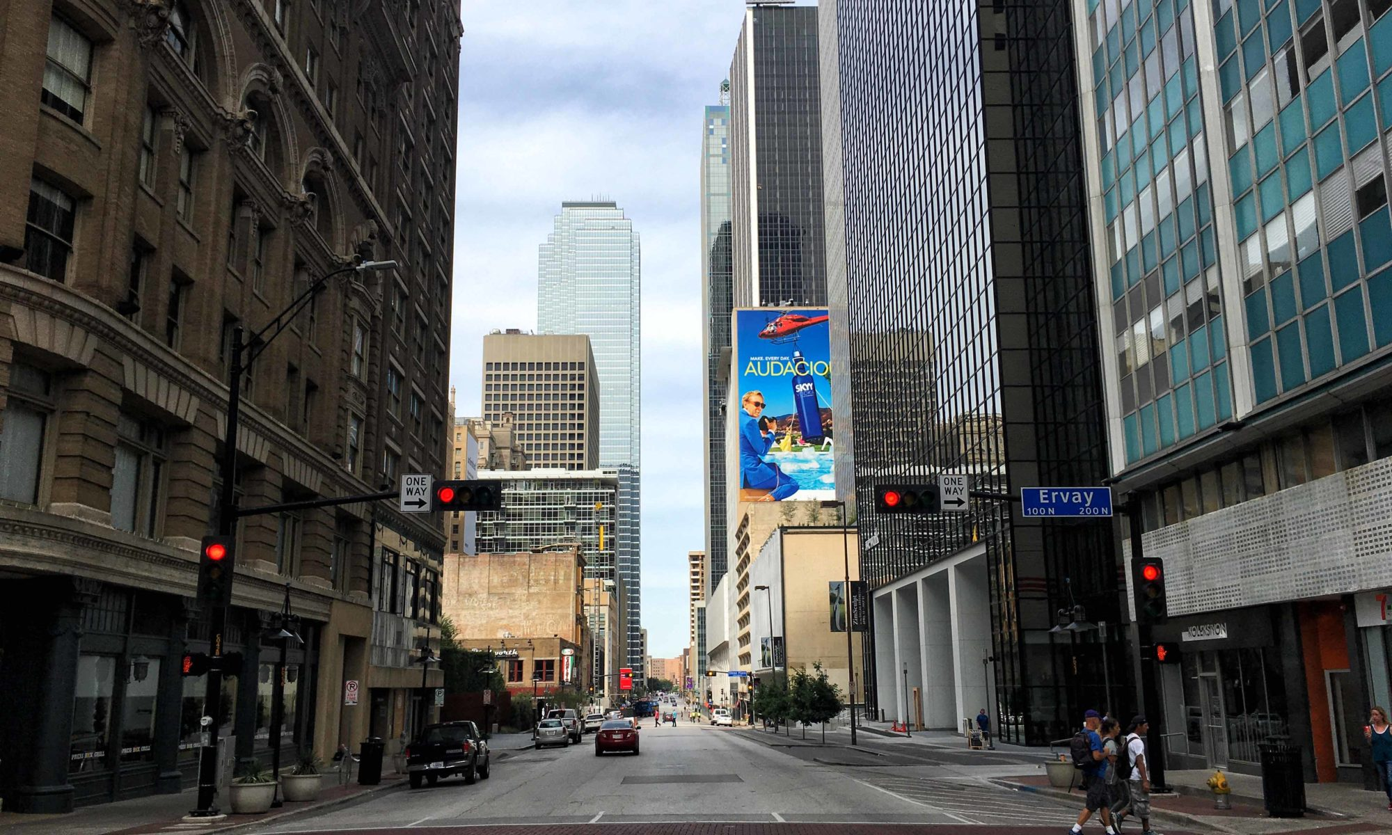 Downtown Dallas, TX - © TsWISsTER
