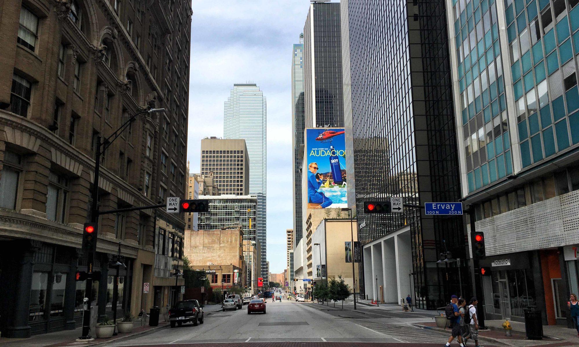Downtown Dallas, TX - © TsWISsTER
