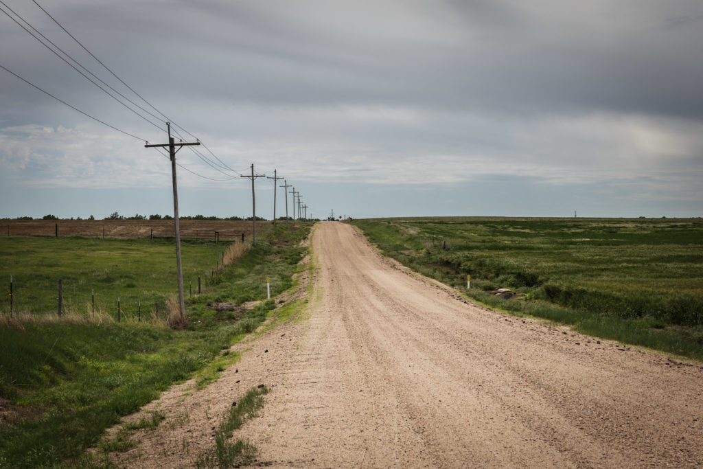 Colorado dirt road - © TsWISsTER