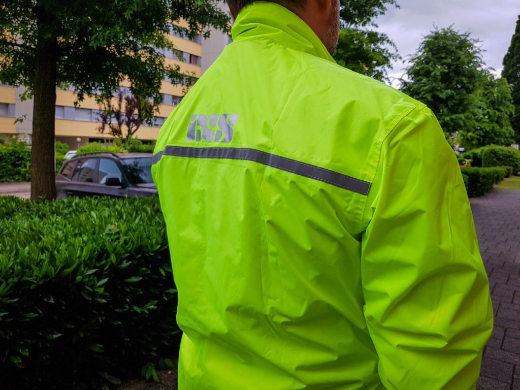 High visibility windproof jacket - © TsWISsTER