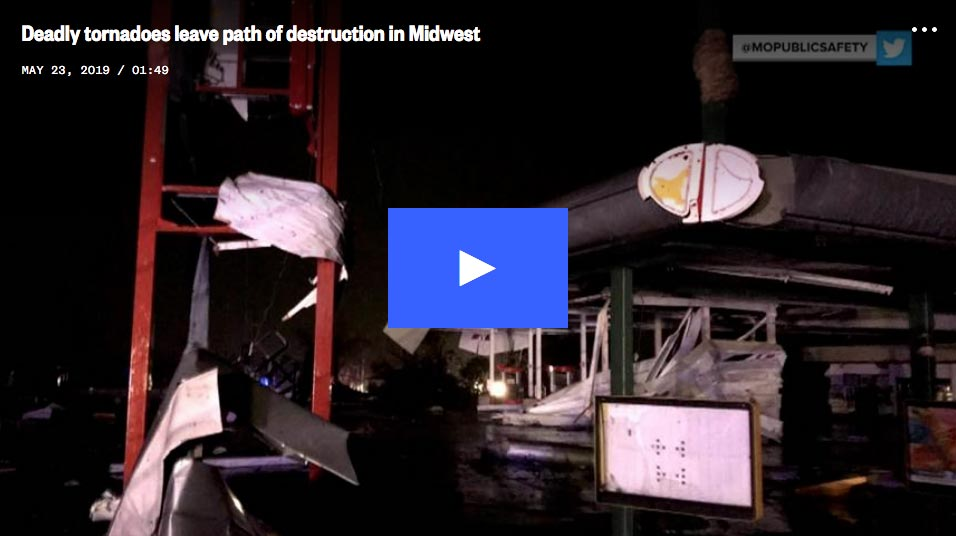 Play video Jefferson-City,MO - Tornado - 20190521-22 - NBCNews