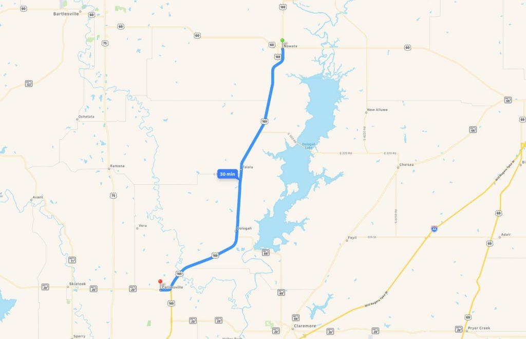 Nowata,OK - Collinsville,OK - 20190522