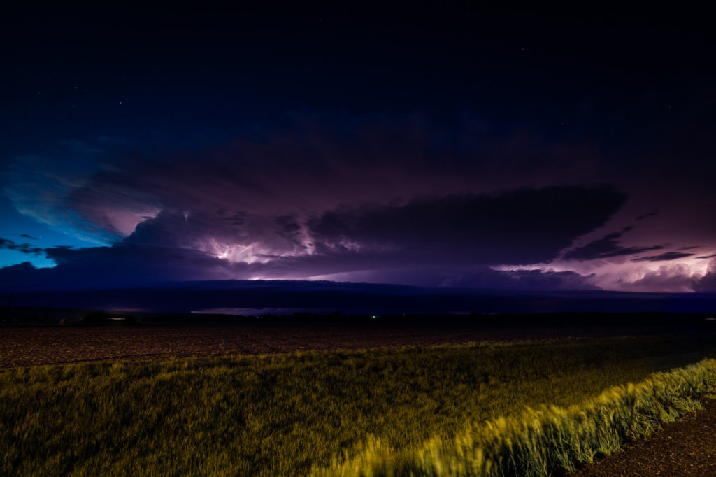 night storm lightning - © TsWISsTER