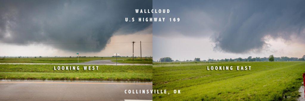 Wallcloud - U.S HWY 169 - Collinsville,OK - 20190522_1842Z - © TsWISsTER